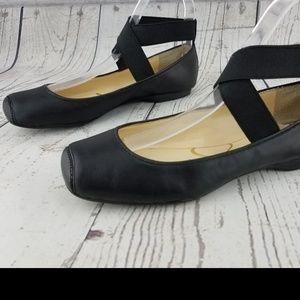 Jessica-Simpson Mandalaye Ankle Strap Ballet Flat